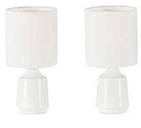 Parnell Table Lamp 2 Pack