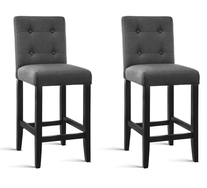 Set Of 2 Provincial Dining Chairs
