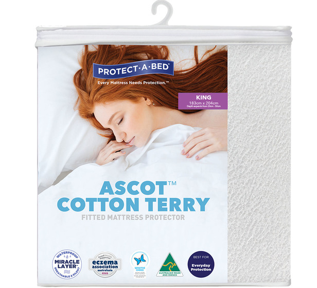 Protectabed Ascot King Mattress Protector