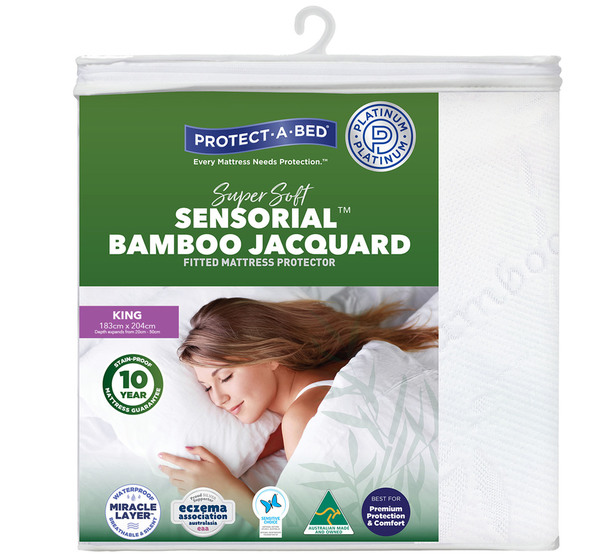 Protectabed Sensorial King Mattress Protector