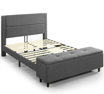 Pera Double Storage Bed