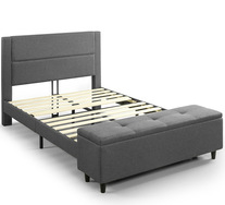 Pera Queen Storage Bed