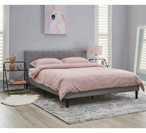 Rackham Queen Bed With USB Ports