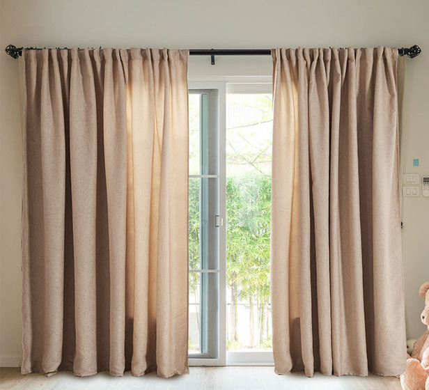 Riddock 140x230cm Curtains