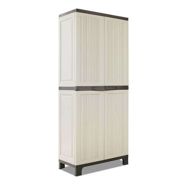Randy Large Lockable Outdoor Storage Cabinet