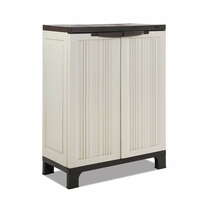 Randy Medium Lockable Outdoor Storage Cabinet