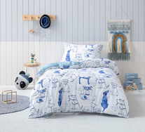 Rex Single Quilt Cover Set
