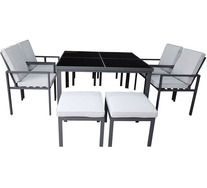Rita 8 Seater Outdoor Dining Set