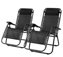 Set Of 2 Ruiz Outdoor Recliners