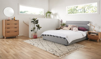 Saville King Bedroom Package with Niva Tallboy