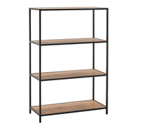 Seaforth 4 Shelf Bookcase