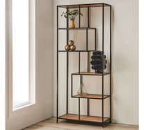 Seaforth 5 Shelf Bookcase