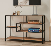 Seaforth Lowline Bookcase