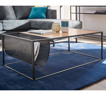 Seaforth Coffee Table With Mesh