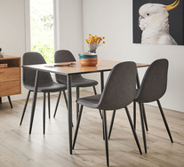 Seaforth 4 Seater Dining Table