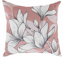 Sketched Lillies Cushion