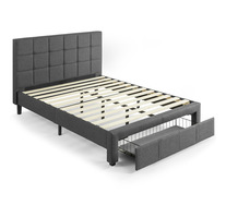Sophia Double Storage Bed