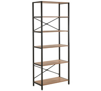 Sonoma 6 Shelf Storage Unit