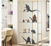 Seraphina Wide Display Cabinet