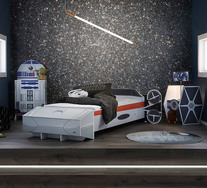 Star Wars X-Wing Single Bed