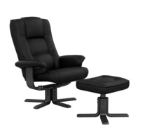 Tate Recliner with Foot Stool