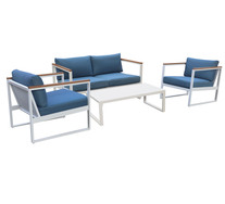 Tori 4 Seater Outdoor Lounge Set