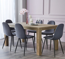 Toronto 6 Seater Dining Table