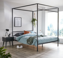 Toulon Double 4 Poster Bed