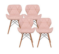 Set Of 4 Tylah Dining Chair