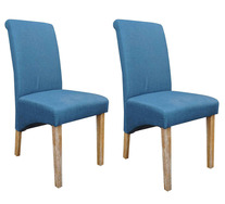 Set Of 2 Vicente Dining Chairs