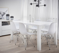 Verona 7 Piece Dining Set with Isla Chairs