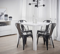 Verona 4 Seater Dining Table