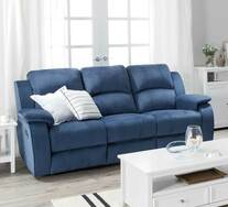 Venice 3 Seater Recliner Sofa
