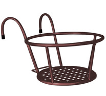 Wheeler Plant Basket