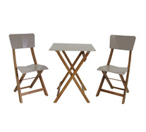 Warner 3 Piece Outdoor Set