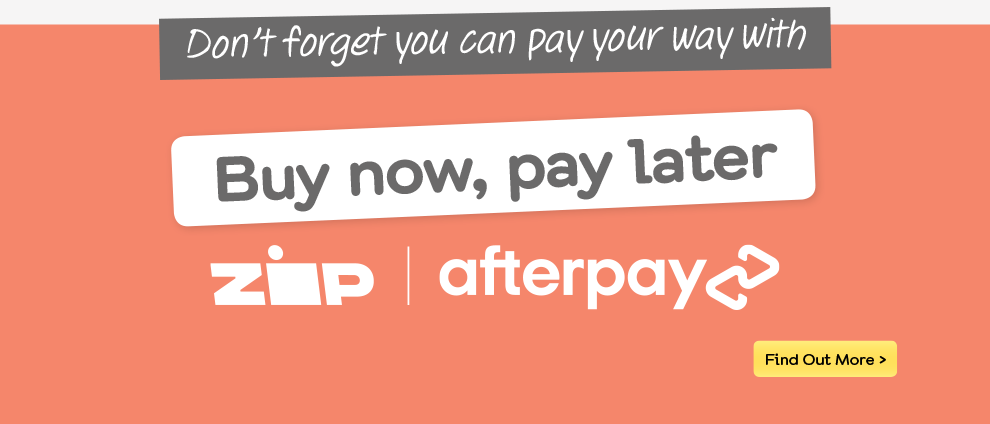 Buy now, pay later with Zip and Afterpay