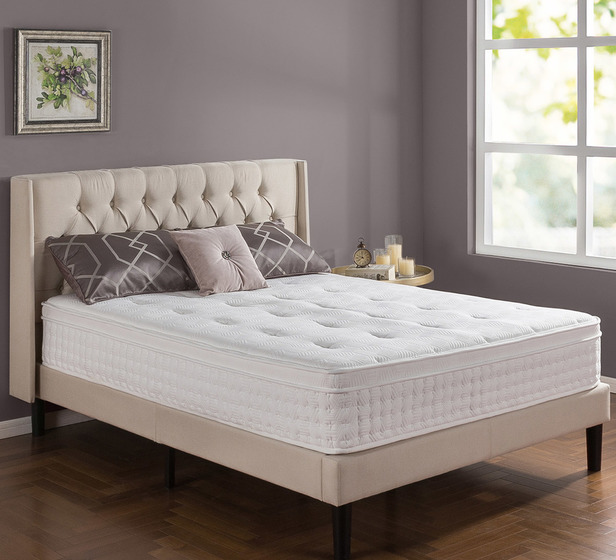 Euphoria Queen Plush Mattress