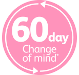 60 Day  Change of Mind!